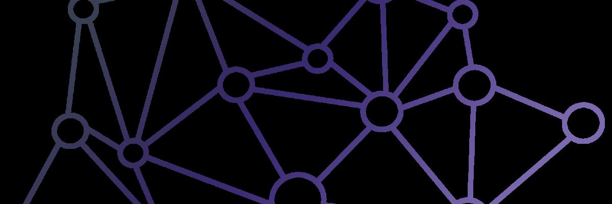 Network texture gradient transparent