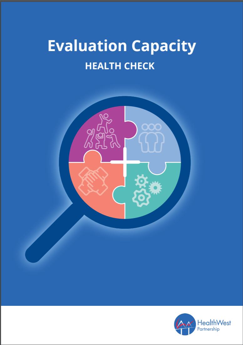Evaluation health check